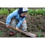 Площадка для дачного десанта… (подготовка почвы для сезона)
